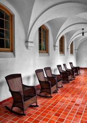 Quapaw Bath House Chairs