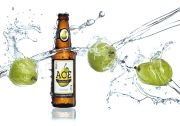 Pear Cider Beverage Splash