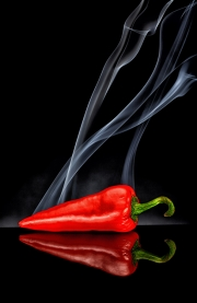 Smoking Hot Red Pepper