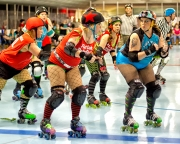 Roller Derby Girls