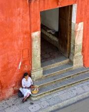 Mexican Street Vendor/Peddler