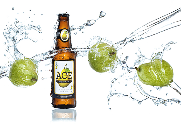 Pear Cider Splash